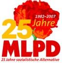 Bundesweite Jubiläumsveranstaltungen zu »25 Jahre MLPD« im August 2007