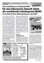 Unsere Empfehlung zur Landtagswahl NRW