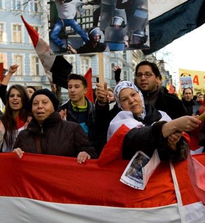 Libyen: Die Tage der Herrschaft von Gaddafi scheinen gezählt