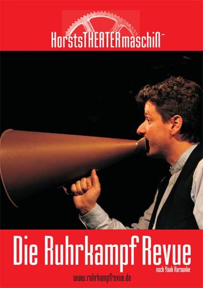 """Die """"Ruhrkampfrevue"""" kommt nach Stuttgart"""