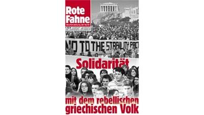 90 Jahre Rote  Ruhrarmee: revolutionäre Wurzeln  im Ruhrgebiet