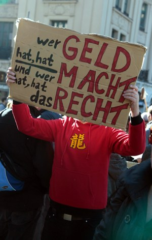 "Weltweite ""Occupy""-Proteste"