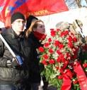 Revolutionärer Geist beim Gedenken an Lenin, Liebknecht und Luxemburg
