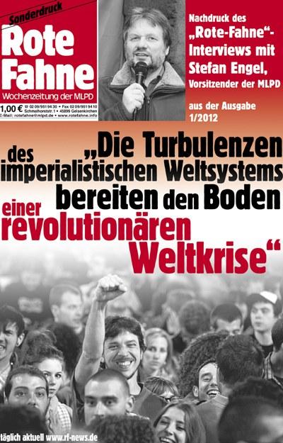 """""""Rote-Fahne""""-Interview mit Stefan Engel löst fruchtbaren Streit in der Umweltfrage aus"""