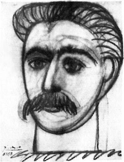 Parteilicher Künstler erzürnt Biedermänner aller Couleur:  Picassos Stalinporträt