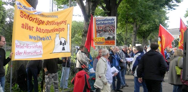 Antikriegstag in Hamburg, 2011