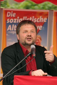 Stefan Engel: Unterstützt die Wahlzulassung der MLPD/Offene Liste