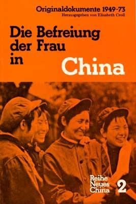 Die Befreiung der Frau in China - Cover