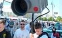 Demo gegen Überwachungsstaat