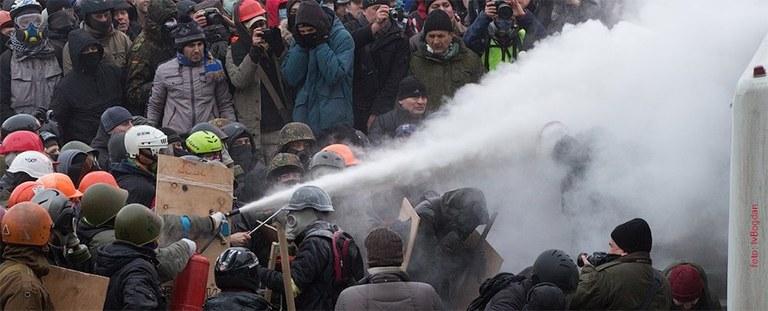 Demo in Kiew