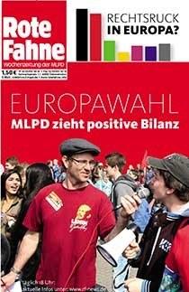 Europawahl: MLPD zieht positive Bilanz!