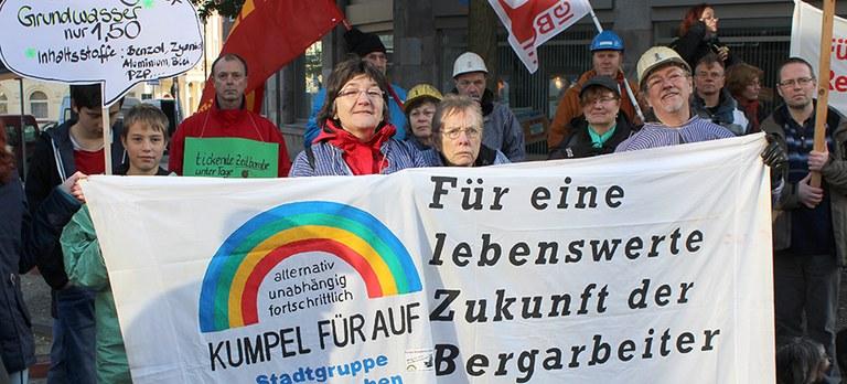 Umweltkampftag 2013 -  Essen