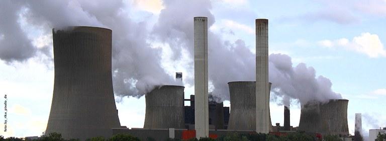 Braunkohlekraftwerk Duisburg