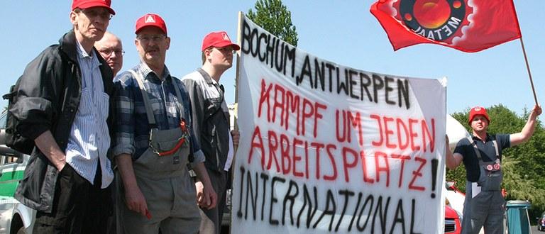 Bild vom Opel-Aktionstag 2007
