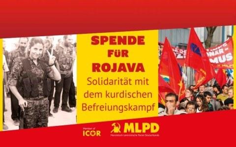 Spende für Rojava