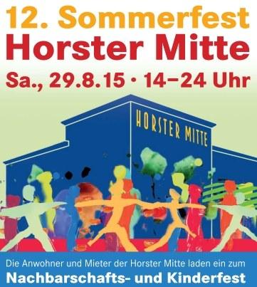12. Sommerfest Horster Mitte Gelsenkirchen