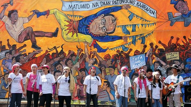 1. Mai in Manila