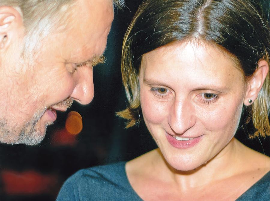Stefan Engel und Gabi Gärtner