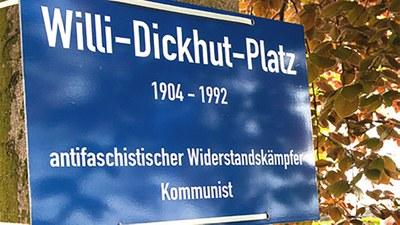 Antrag für Willi-Dickhut-Straße – heißes Thema in Solingen