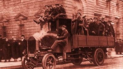 Vor 100 Jahren: Gründung der Spartakusgruppe