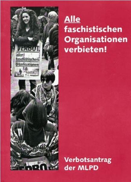 """Karlsruher Freibrief für neofaschistische NPD - """"Wehret den Anfängen!"""""""