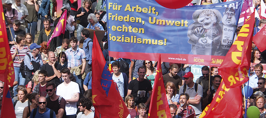 Sozialistische Alternative