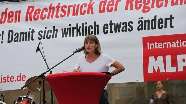 Das ging zu weit!  MLPD fordert Unterlassungserklärungen von Volker Beck, Charlotte Knobloch, Frauke Petry und anderen