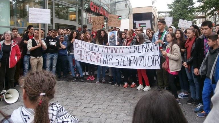 """Offener Brief  an Vorsitzende, Mitglieder und Mandatsträger von Bündnis 90/Die Grünen, SPD und """"Die Linke"""""""