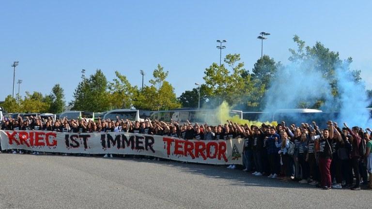 Jugendwahlkampf in Wolfsburg