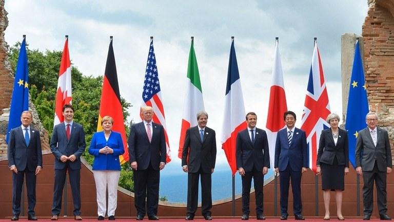 Die Merkel-Leitlinie vertuscht imperialistische Politik