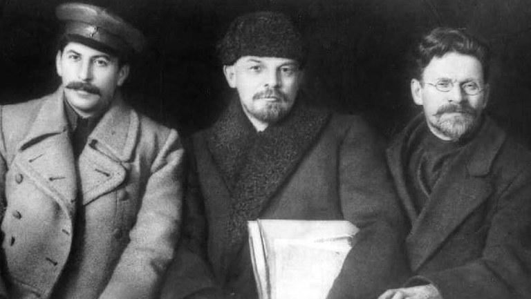 Film: Lenin - genialer Führer des Kampfes gegen Imperialismus und für Sozialismus
