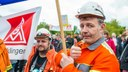 Jetzt unbefristeter Streik in allen Stahlbetrieben!