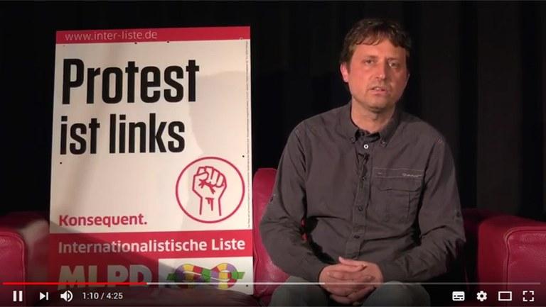 Videostatement von Peter Weispfenning: WARUM die AfD KEINE Alternative ist