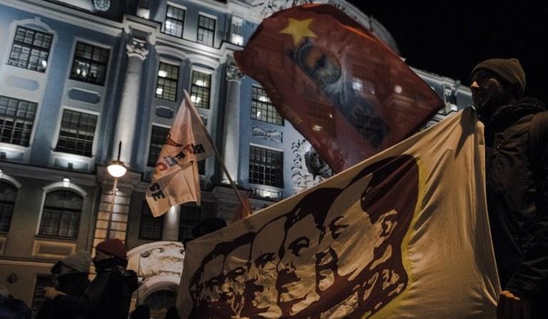 Tiefe Krise und Spaltung der DKP