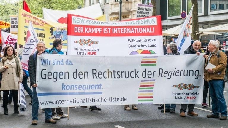 Internationalistisches Bündnis: 90 Kolleginnen und Kollegen auf erfolgreicher Konferenz der Arbeiterplattform