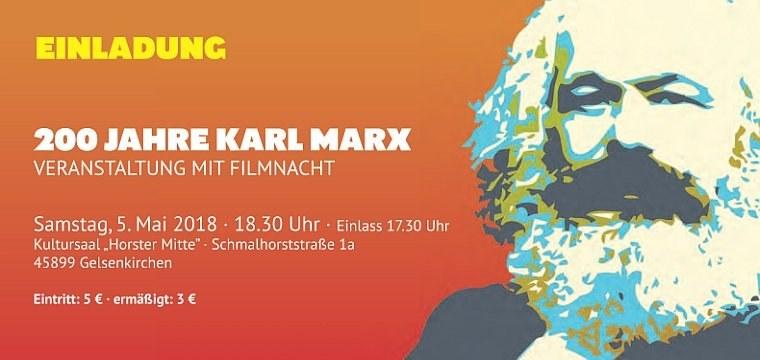 MLPD: Die einzige Partei in Deutschland, die Marx im Namen führt …  und seine revolutionären Ideen in der heutigen Zeit anwendet