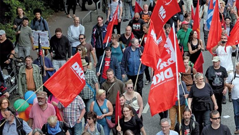 Der 22. Parteitag der DKP und der Widerspruch zwischen Anspruch und Wirklichkeit