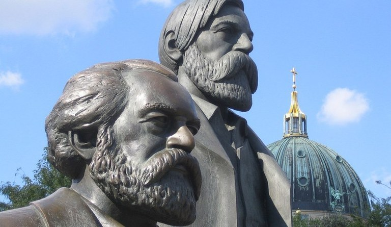 Friedrich Engels und der Traum vom Eigenheim