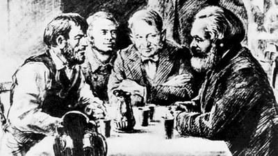 Karl Marx in Köln – ausgezeichneter Organisator und Agitator