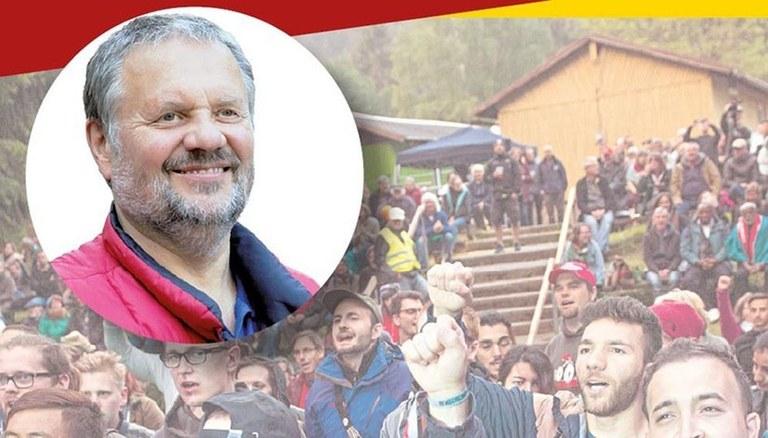 """Stefan Engel (MLPD) ein 'Gefährder'? """"Ich lasse mich nicht als Terrorist diffamieren"""""""