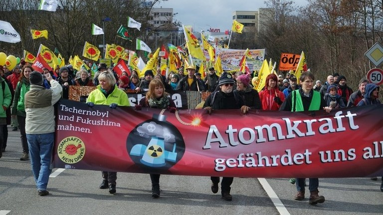 31 Jahre nach der Atomkatastrophe von Tschernobyl - Bundesregierung sabotiert konsequenten Atomausstieg