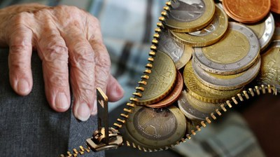 Rentner in der Steuerfalle – immer weniger Netto vom Brutto
