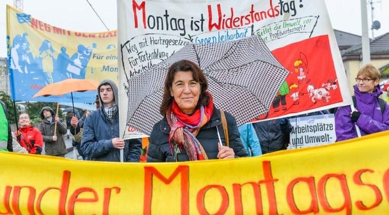 Aufruf zur bundesweiten Herbstdemonstration