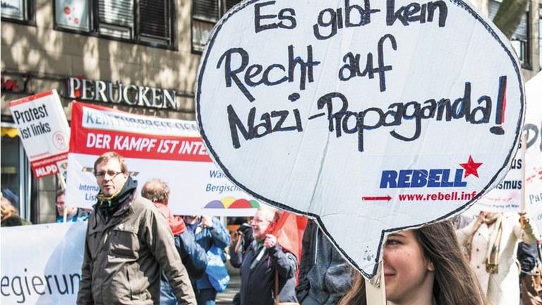 Diesmal radikal links!