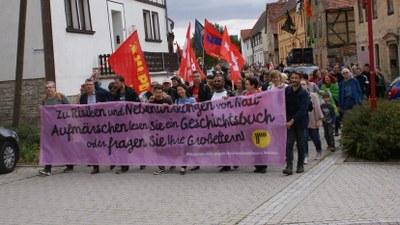 Die konsequent antifaschistische Kraft in Thüringen stärken