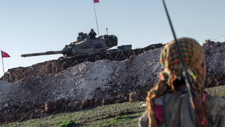 Die kurdischen Kämpferinnen und Kämpfer haben keine Angst!