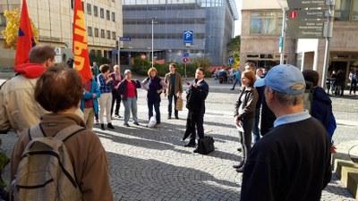 """Freispruch erster Klasse für Lisa Gärtner vor dem Landgericht Gera - Polizeidirektor Löther durfte """"durchgeknallt"""" genannt werden!"""