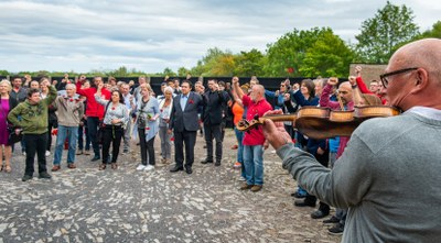 Wichtiger Teilerfolg der MLPD gegen den Stiftungsrat der Gedenkstätte Buchenwald