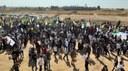 Wut, Trauer, Empörung und viel Entschlossenheit gegen den türkischen Überfall