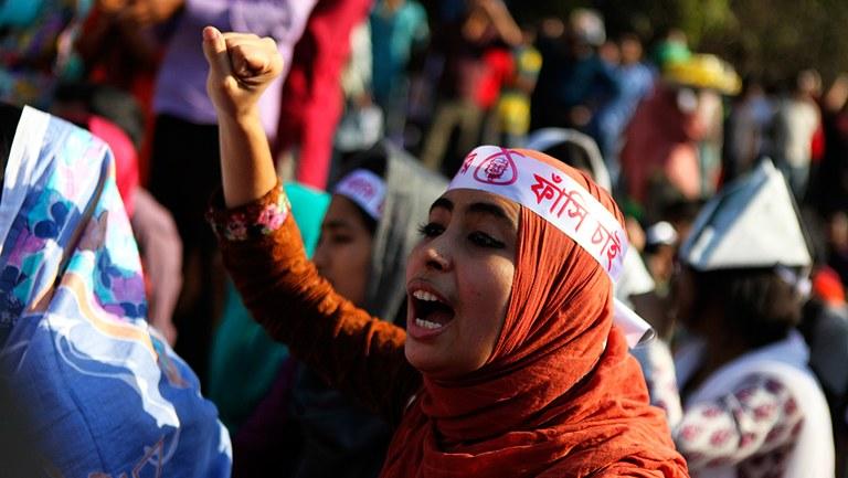 ICOR-Aufruf zum Internationalen Frauenkampftag 2019
